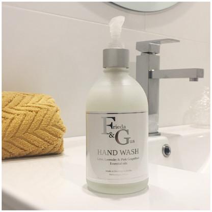 Essential Oils hand wash by Frieda & Gus