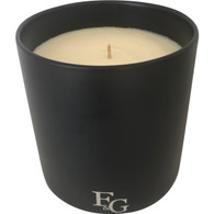 Satin Ceramic Large BLACK (Select your scent)