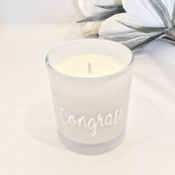 Custom Message Candle XL