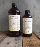 Available in both 8 oz and 16 oz bottles