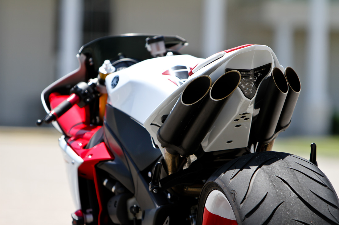 Gallery for Toce exhaust yamaha r1