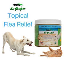 Topical Flea Relief