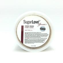 Cookie Dough Foamy Organic Sugar Scrub (8oz)