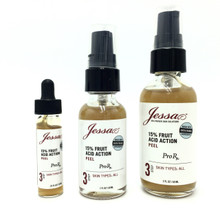 15% Fruit Acid Action Peel (1/4oz, 1oz, 2oz)