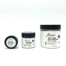 100% Jojoba Bead Hydration Scrub (1/4oz, 1oz, 4oz)