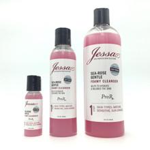 Sea-Rose Gentle Foamy Cleanser. Rose Foamy Cleanser. Sensitive Skin Cleanser. Dry Skin Cleanser.