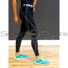 Take 5 Ladies Compression Pants Black | Spandex Yoga Long Tights