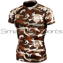 Take 5 Inexpensive Mens Short Sleeve Compression Top Military