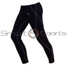 Take 5 Kids Compression Pants Base Layer Tights Black