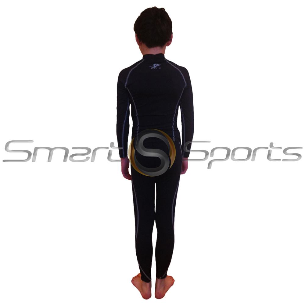 200171d741 ... Compression Pants Long Sleeve Top Set Black Take 5. Loading zoom