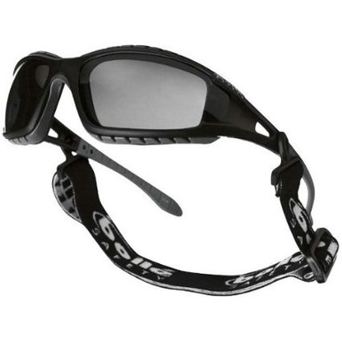 Bolle Tracker II Safety PPE Sunglasses Goggles Shaded | Free Bag