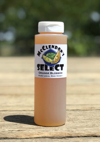 Orange Blossom Honey, Small, Volume 8oz.