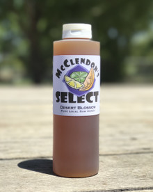 Desert Blossom Honey, Medium, Volume 16oz.