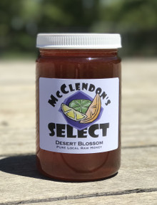 Desert Blossom Honey, Large, Volume 32oz.