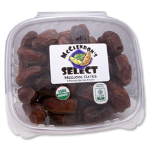 Medjool Dates, Organic, 1lb. Package