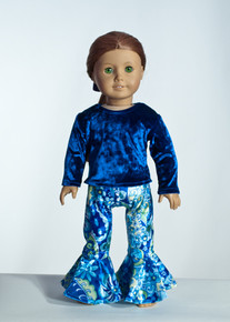 Royal Magic Doll Outfit     Matching Girl Outfit available