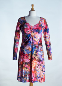 Monet Scrunch Dress