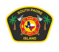 South Padre Vehicle Badge