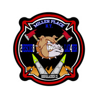 Miller Place Vehicle Badge