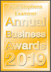 Port Stephens Examiner Annual Business Awards - Gold ticket
