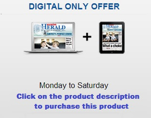 The Newcastle Herald Digital Edition - $15/month