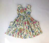 Floraison Twirl Dress