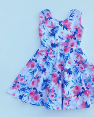 Watercolor Floral Dress SOLD OUT