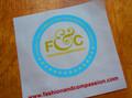 White Micro Cotton Sheet Cold Cut Label 1000pcs.