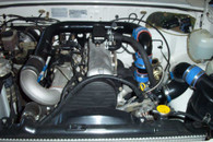 Mazda Bravo 2.5 Turbo Kit Fitted