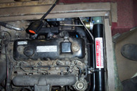 Mazda T3500 Motorhome Turbo kit fitted