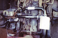 Mazda T4100 Tilt Cab Turbo Kit