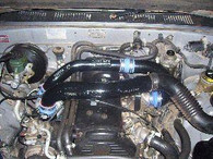 2.8 & 3.0 Litre Toyota Hilux Turbo Kit Fitted
