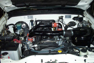Toyota Hilux 3.0L 5LE Turbo Kit Fitted