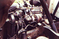Toyota 12HT CT26 to Garrett Conversions - Turbo Glide