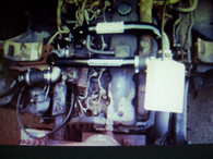 Mazda E4100 Tilt Cab Turbo installed