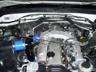 100 Series 4.2 Toyota Landcruiser Diesel Turbo Installation