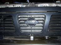 Nissan Patrol GQ Intercooler Fitted
