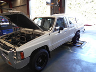 Toyota Hilux 2.4 - Supply & Fit Turbo Installation (Diesel)