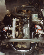 Mitsubishi Canter 3.3 Litre Motorhome Turbo Installation ( not in kit form )