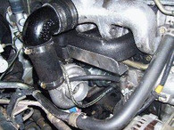 Mitsubishi Triton 2.8 Litre Turbo Kit