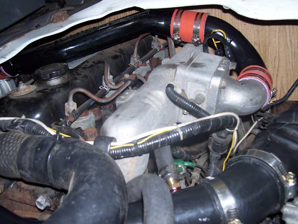 Ford Trader 0409 3 5 Litre Motorhome Turbo Kit