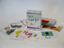 "Carter, Keith - ""Play on Words 2.0"" flash card game"