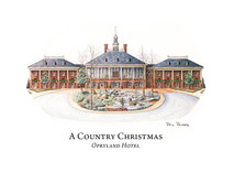 Country Christmas - Opryland Hotel