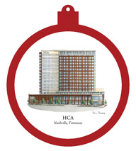 HCA - Nashville Ornament