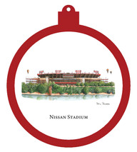 Nissan Stadium - Nashville Ornament