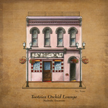 Wood Tootsie's Orchid Lounge - Nashville