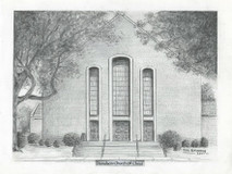 Donelson Church of Christ 7x5 print