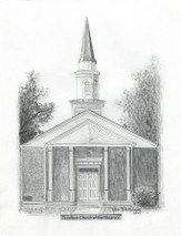 Donelson Church of the Nazarene 5x7 print