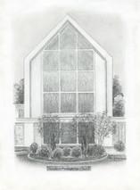 Donelson Presbyterian Church 5x7 print