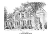 Belair Mansion 5x7 print